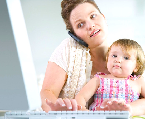 Can online dating work for a single parent